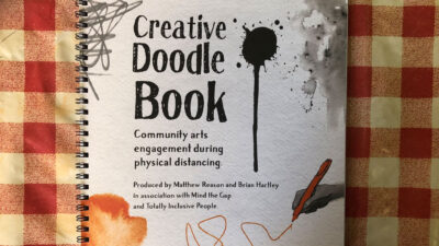 Introducing the Creative Doodle Book